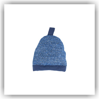 Bunzlau Eierwarmer - Dark Blue (3930)